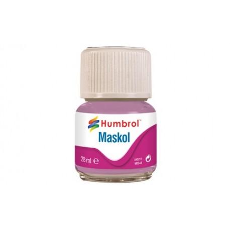 Maskol, Humbrol maskeringsvæske. 28 ml.