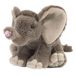 Elefantunge, 20 cm. Tøjdyr fra Wild Republic