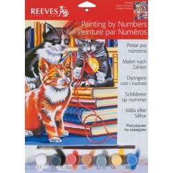 Mal efter tal, killinger og bøger, Reeves PPNJ48
