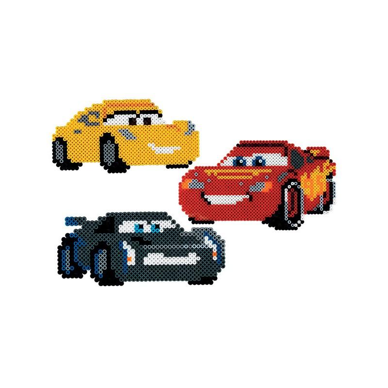 Disney Cars 3, Lynet McQueen, Cruz Ramirez, Jackson Storm