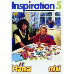 HAMA inspirationshæfte, nr 5, HAMA mini perler