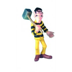 Averell Dalton, flot, detaljeret figur fra Luck Luke, samlerobjekt