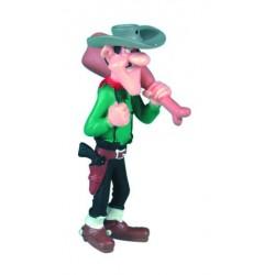 Averell Dalton med skank, flot, detaljeret figur fra Luck Luke, samlerobjekt