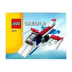 Fly, jet, promotional sæt, LEGO 7873
